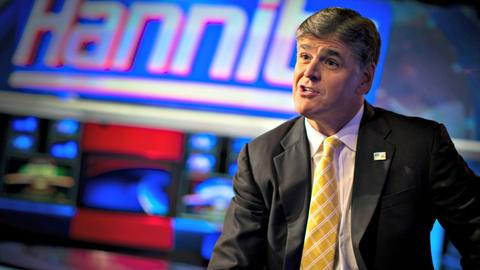 Fox's Hannity revealed as mystery client of Trump's personal lawyer