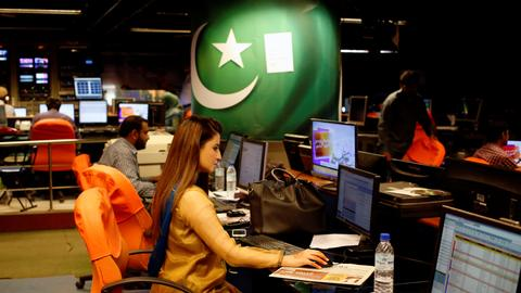 Pakistan TV channel returning to air after negotiations with army - sources