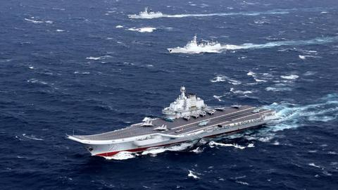 China's coast guard can now fire on rivals' vessels