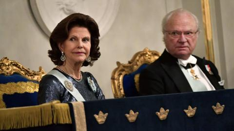 Swedish king to amend rules of Nobel-awarding Academy after scandal