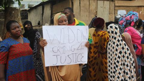 Desperate for justice, Nigerians turn to a radio station for help