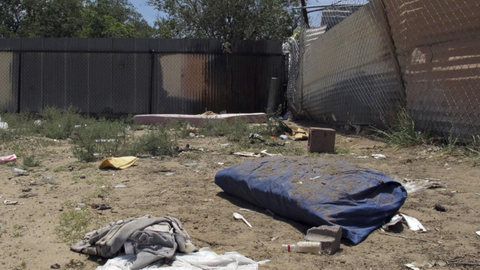 Killing in Albuquerque renews concerns for homeless Native Americans