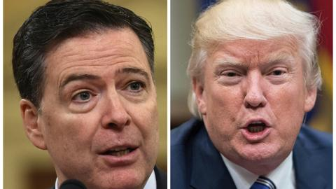 In Comey memos, Trump fixates on Russian 'hookers,' frets over Flynn