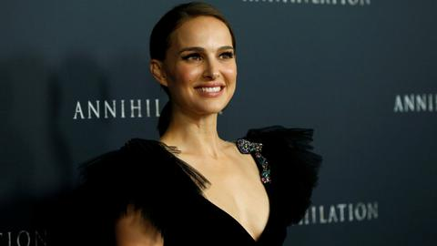 Natalie Portman refuses to attend ceremony for Israeli million-dollar prize