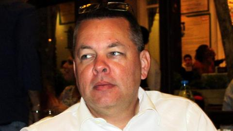 What's the latest in the trial of US pastor Brunson?
