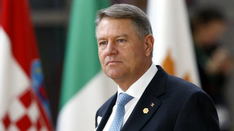 Romanian president slams plan to move Israel embassy