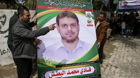 Palestinian professor shot dead in Malaysia