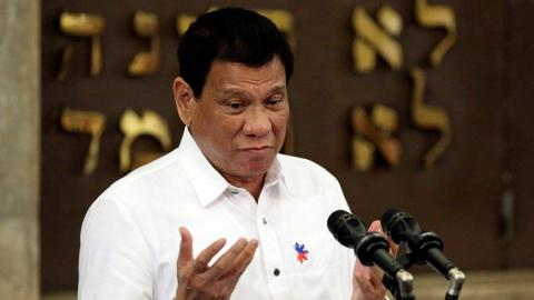 Duterte wants Philippines 'released from US shackles'