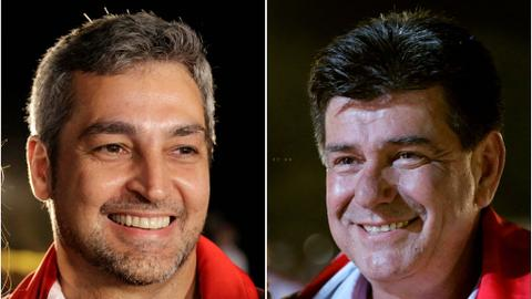 Paraguay heads to the polls as Abdo expected to win