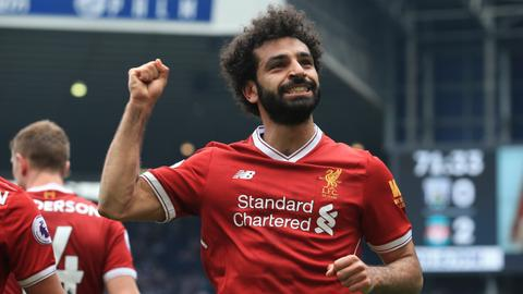 Salah crowned English PFA Player of the Year