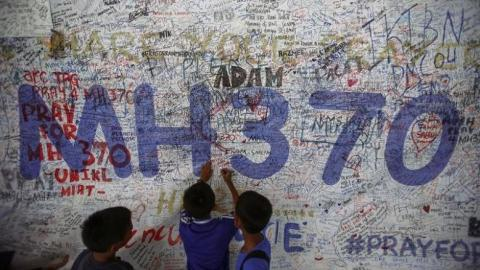Debris found in Mauritius is confirmed to be from MH370