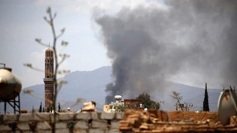 Saudi-led air strike at Yemen wedding killed at least 20