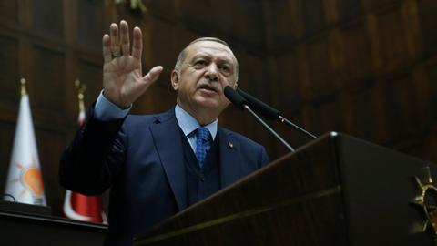 Erdogan says Turkey shares 'historical pain of Armenian citizens'