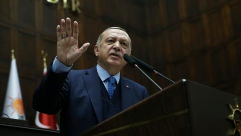PKK terror leaders 'dealt with' in Mount Qandil: Erdogan