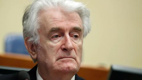 UN prosecutor urges judges to give Karadzic life sentence