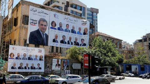 Can Lebanon's female election candidates bring change?