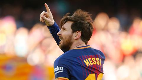 Messi scores in EU court battle to trademark name