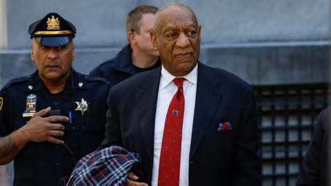 Reaction on social media to Cosby conviction