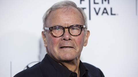 NBC's Tom Brokaw denies allegation of sexual impropriety in 1990s