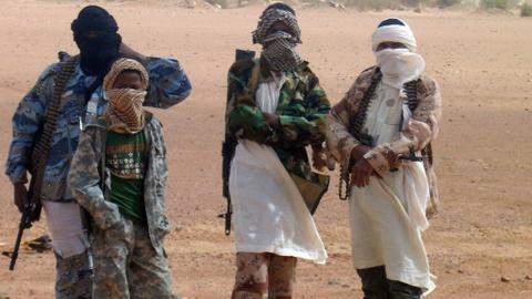 Suspected militants kill at least 40 Tuaregs in Mali - official