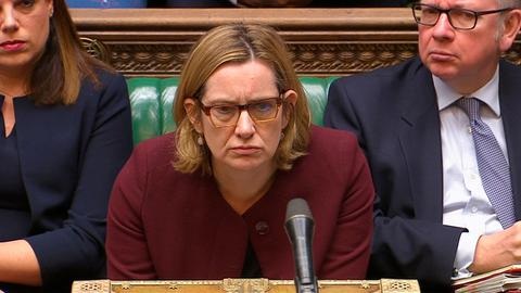 British interior minister Rudd resigns after immigration scandal