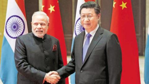 China ready to explore India's nuclear pact membership
