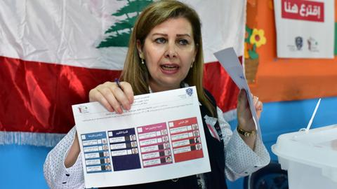 Five key things to know about Lebanon's elections