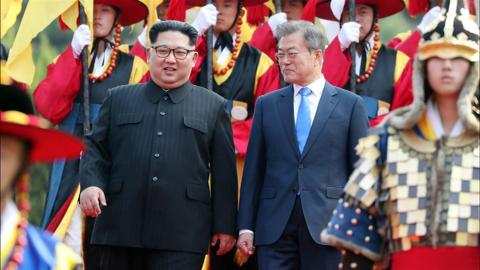 Cautious optimism after the inter-Korean summit