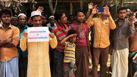 Myanmar urged to properly probe alleged atrocities against Rohingya