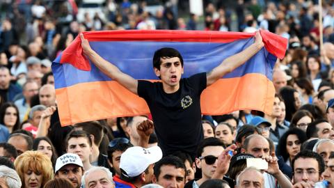 What's going on in Armenia?