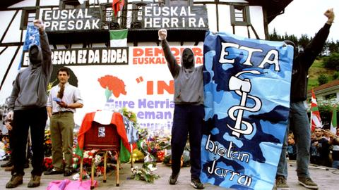 Basque separatists due to finalise break-up