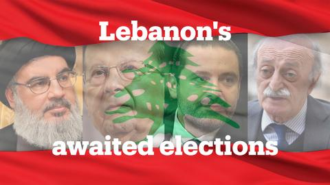 Lebanon's awaited elections