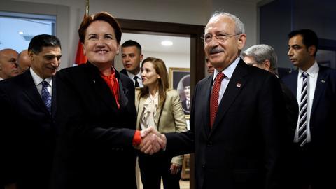 Turkish political parties set up electoral alliances