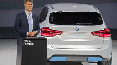 BMW races into 2018 with sales, profits record