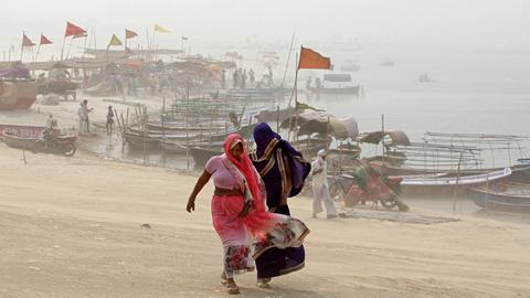 Residents concerned as northern India expects more storms
