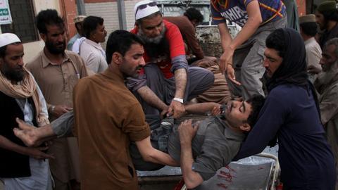 Coal mine blast kills 23 in southwest Pakistan