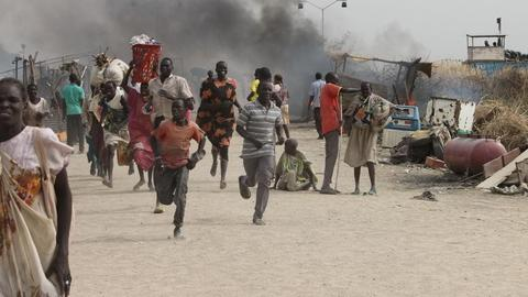 Armed bandits kill 45 in northern Nigeria