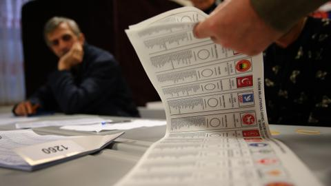 Are Kurdish votes a determinant of June 24 elections?