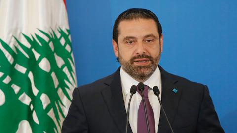 Lebanon PM Hariri says to submit resignation