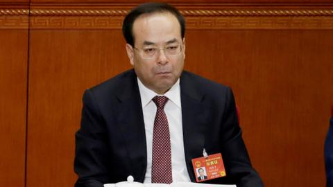 China hands ex-political high-flyer life sentence for graft
