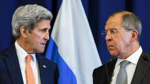 Kerry and Lavrov to resume Syria talks in Switzerland