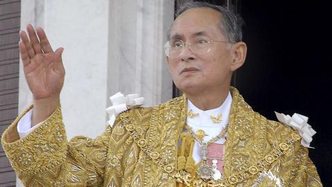 Thailand's King Bhumibol Adulyadej dies aged 88
