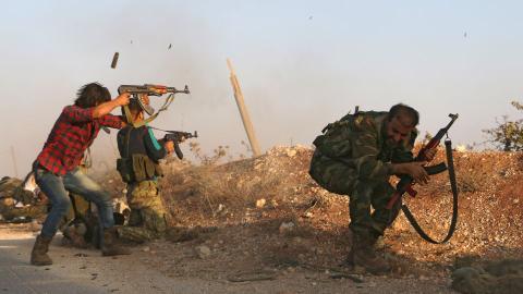 Car bomb in Syria kills at least 17 near Turkish border