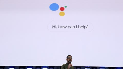Human-sounding Google Assistant sparks ethics questions