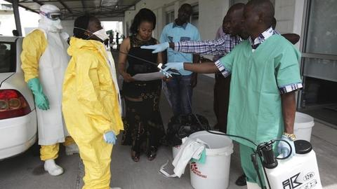 DR Congo reports four more Ebola cases after Kinshasa outbreak