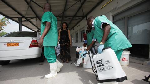 First death in Congo's new ebola outbreak confirmed