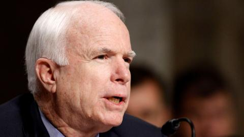 White House official mocked 'dying' Senator McCain -media