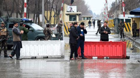 Taliban kill dozens of police in Afghanistan