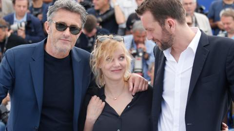 Story of doomed love 'Cold War' wows Cannes festival