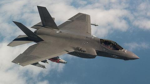 First F-35 jet delivery to Turkey slated for June 21